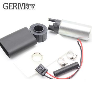 12V GSS340 255Lph High Flow Universal In-tank Car Gasoline Fuel Pump for BMW E30 E36 318i 320i 323i 325i 330i M3 image