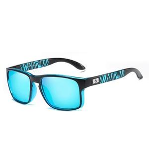 Image 5 - VIAHDA แว่นตากันแดดกีฬา Polarized และ UV400 ป้องกันผู้ชายแว่นตากันแดดขับรถตกปลาและพายเรือ