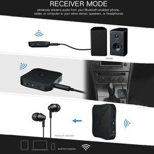 Image 4 - 2 ב 1 אלחוטי Bluetooth 4.2 מקלט משדר בית טלוויזיה MP3 מחשב אלחוטי מתאם אודיו 3.5MM AUX סטריאו עבור רמקול טלוויזיה רכב מחשב