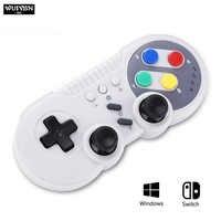 Mini Joystick de juego para Nintendo Switch lite, controlador de interruptor NS inalámbrico con Bluetooth, máquina de juegos PS3, vapor