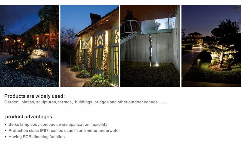 3W Led Lawn Lamp Aluminum Led Garden Light, led Grass lighting IP67, DC12V LED Patent Design (4)_
