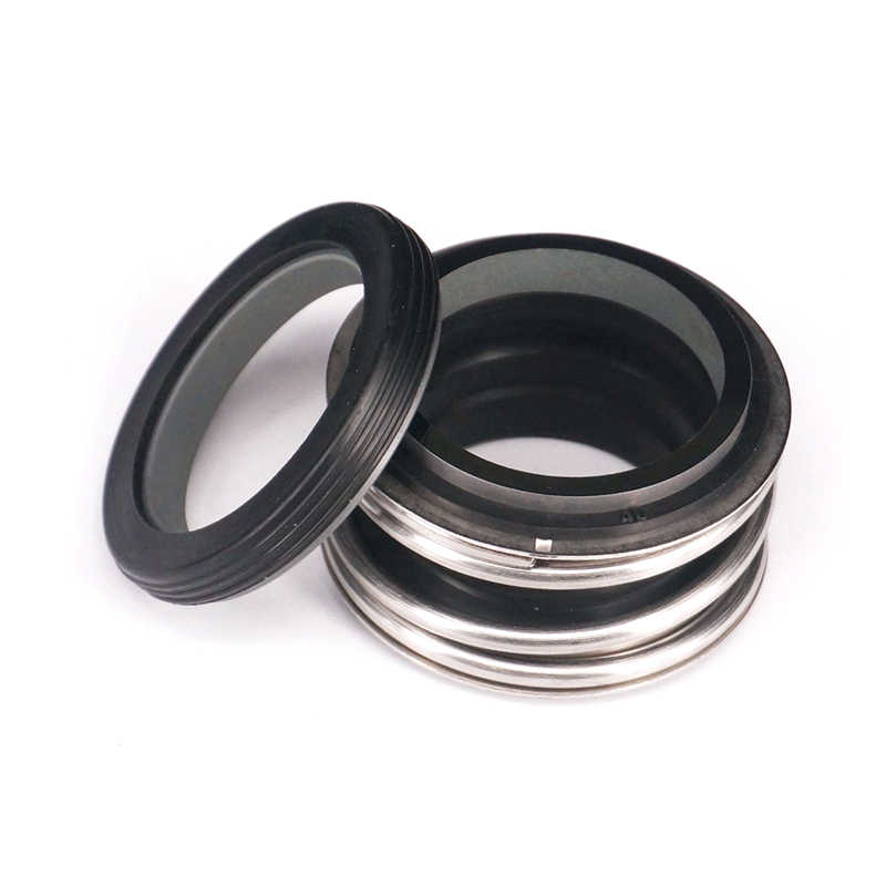 12/14/15/16/17/18/20/22/24/25 Mm id Mechanische Waterpomp Asafdichting Single Coil Spring Carbon/Sic/Nbr