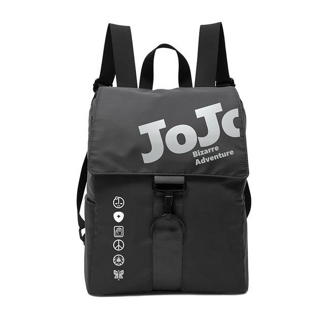 Kujo Joseph Anime Schoolbag