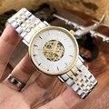 Мужские наручные часы  Топ бренд  роскошные часы  автоматические механические часы  мужские водонепроницаемые полностью стальные деловые ч...