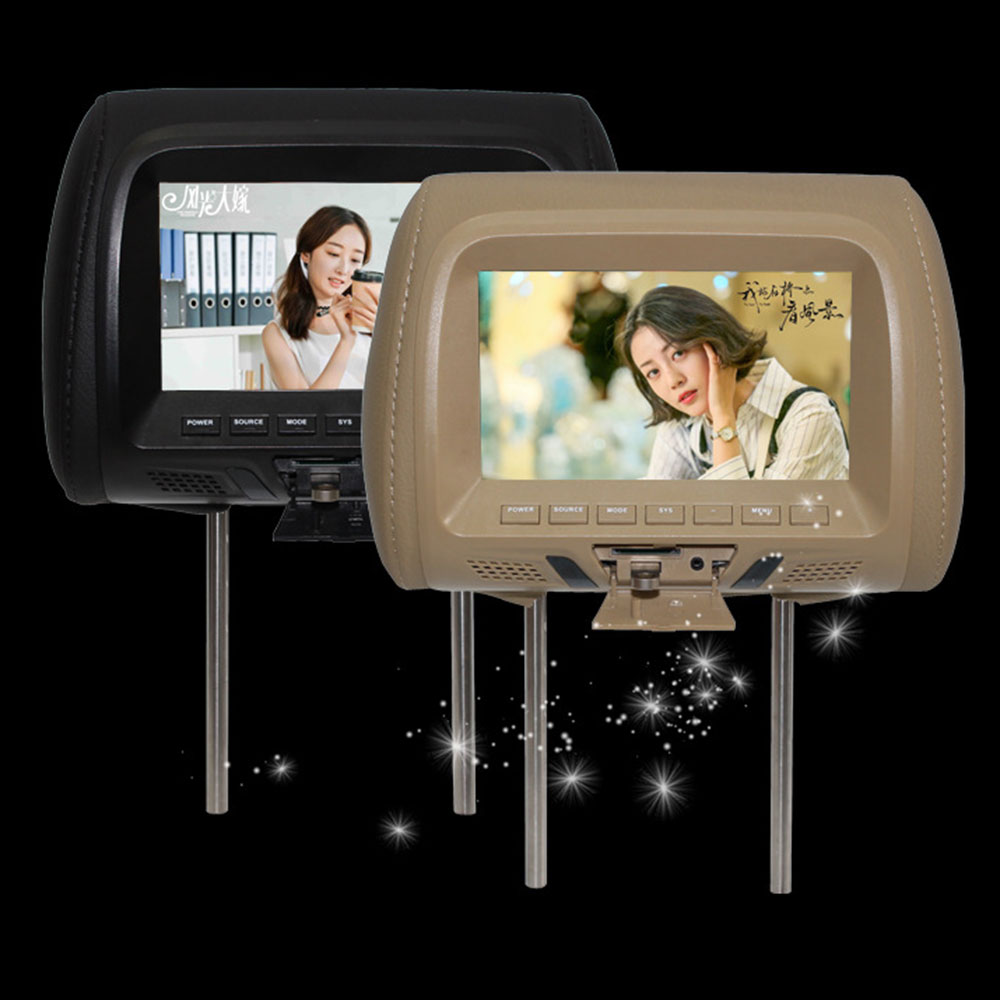 Car-Monitors Players Headrest Fm-Transmitter-Dl-Hm779 Universal Displays-Directly-Insert title=