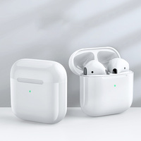 Auriculares TWS PK Airpoddings Pro 4 con Bluetooth, auriculares inalámbricos para auriculares con micrófono para el móvil