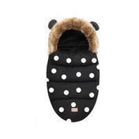 Baby sleeping bag infant winter sleeping bag portable baby sleeping bag