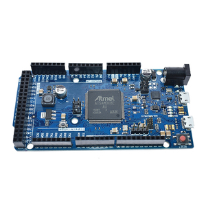 Официальная плата DUE R3 AT91SAM3X8E SAM3X8E, 32-битный модуль платы управления ручкой для Arduino, макетная плата
