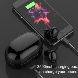 Image 3 - 수영 용 방수 이어폰 블루투스 무선 이어폰 이어폰 형 이어폰 딥베이스 스테레오 스포츠 헤드셋 귀리 형 이어폰