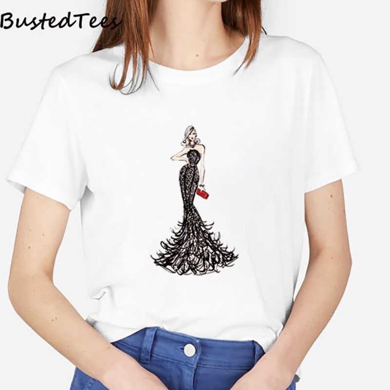 Харадзюку 90 S модная дизайнерская футболка с принтом для девочек эстетические