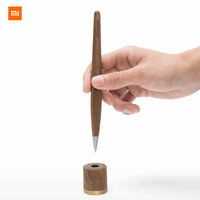 Xiaomi Mijia Youpin log Beladesign eterna caneta de metal conjunto de Drenagem como tinta de escrever mais do que escrever escrita macia Controle remoto inteligente     -