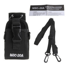 MSC-20A Multi-function Radio Case Holder for BAOFENG uv-5r UV82 UV8D UV6 GT-3(China)