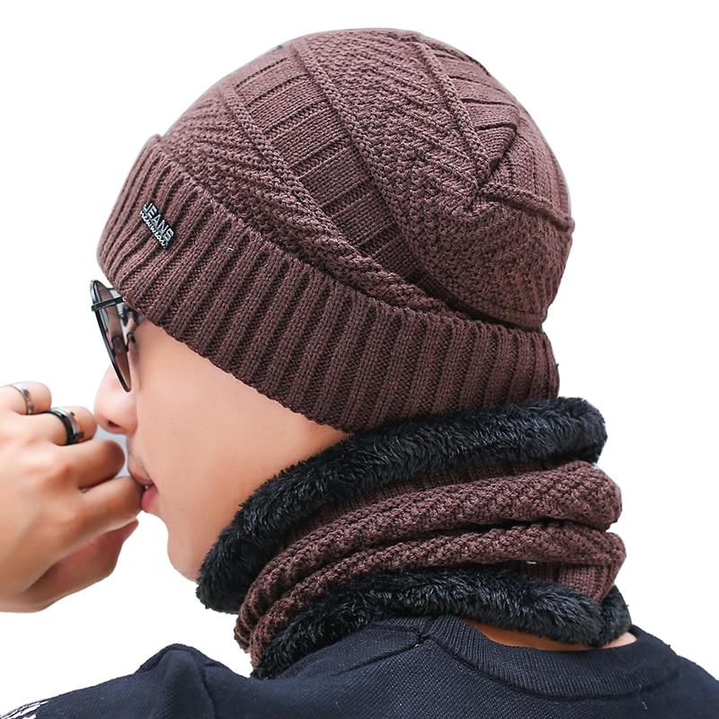 2019 Yeni Kış Şapka Maskesi Örme bere şapkalar Kadın Sıcak Kayak Kap Erkekler Sürme Açık Beanie Skullies Şapkalar Unisex Gorras