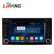 LJHANG Car DVD Multimedia Player Android 9.0 For SEAT LEON 2014 2015 2016 2017 GPS Navi 1 din Car radio Stereo WiFi headunit RDS(China)