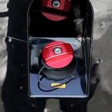fuel tank sticker for land rover defender 110 90 Fuel tank cap fuel cap sticker for diesel cover decorative frame red kodaskin protection gas fuel tank cap pad sticker red fit for honda vfr800 vfr1200