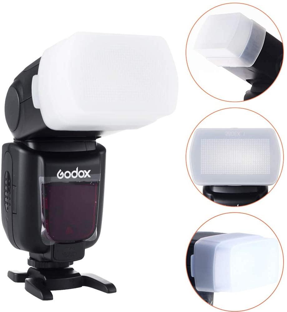 GODOX Рассеиватель Вспышки купол отражение-подходит Godox V860II V850II TT685 TT600 вспышка Speedlight