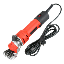 1000W 220V Sheep Goat Shearing Machine Trimmer Tool 6 Gears Speed Electric Wool Scissor Cut Machine Goats Alpaca Pet Shears Mach electric wool shear110 220v 350w electric clipper sheep goats shearing clipper shears
