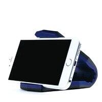 조정 가능한 악어 클립 차량 탑재 모바일 범용 대시 보드 자동차 전화 홀더 스탠드 발판 홀더 크래들 마운트 브래킷