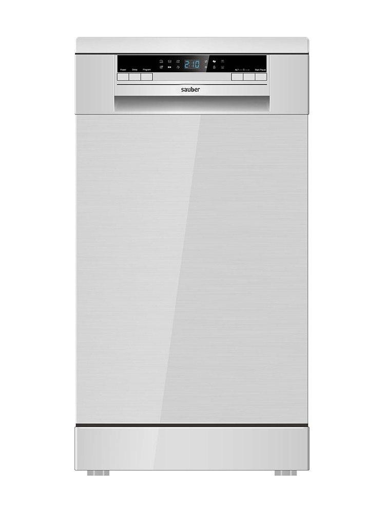 Dishwasher 45 Cm Sauber Sdw45I A ++ 11 Cutleries Inox 3 ¦ Tray