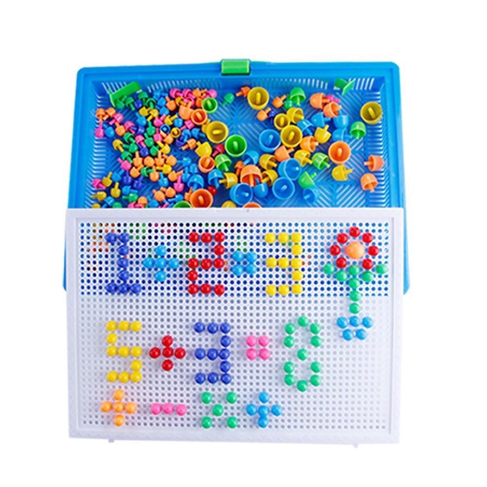 149/151/193/шт., игрушка для мальчика, креативные Развивающие игрушки для детей, электрическая дрель, собранные винты, инструмент, мозаика, строительная игрушка - Цвет: WJ3091A