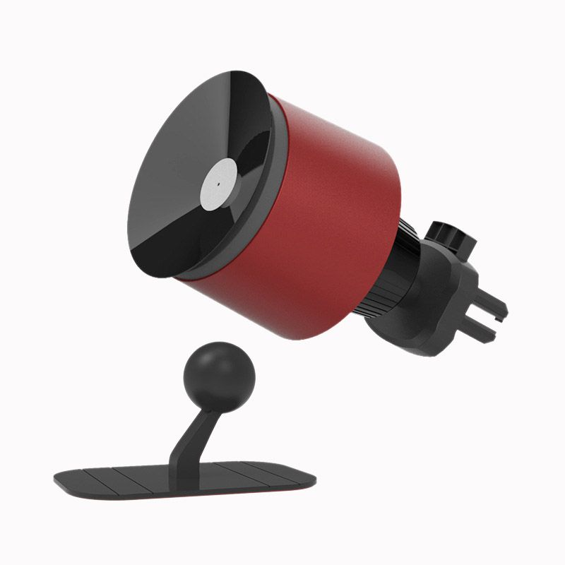 Mobile Phone Holder For Car Vacuum Suction Cup Car Phone Holder Air Vent Mount Smartphone Bracket For Vehicle