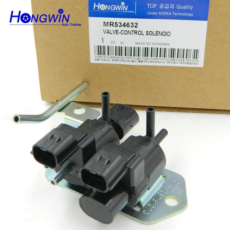 MR534632 K5T81273 Freewheel Clutch 4WD Select Control Solenoid Valve Fits Mitsubishi Pajero IO Montero Pinin 4G93 4G94 99-05
