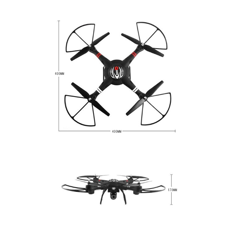 6-Fold 6 Discount Weili Q303a5. 8g Image Return Unmanned Aerial Vehicle Real-Time Transmission Quadcopter Model