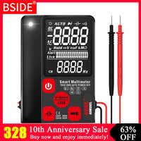 """Ultra-Tragbare Digitale Multimeter BSIDE ADMS7 S9CL Große 3.5 """"LCD 3-Linie Display Voltmeter DMM AC DC spannung NCV Ohm Hz Tester"""