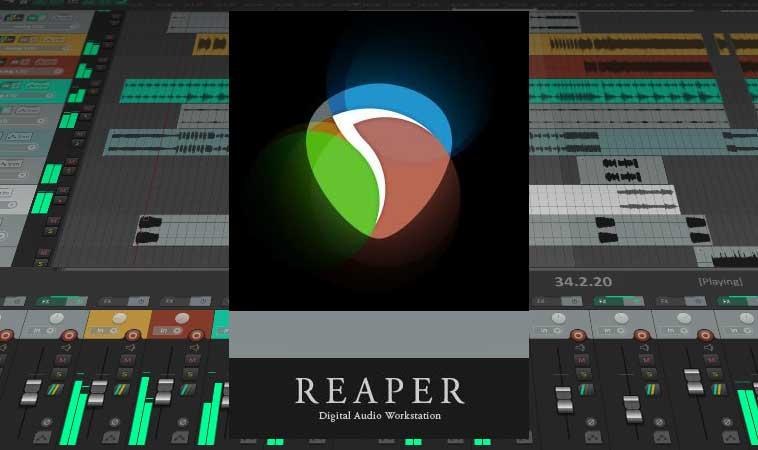 Cockos REAPER v6.09 宿主机架 汉化版