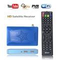 Koqit 1080P DVB S2 T2 MI HD Tuner Rezeptor DVB S2 Satellite Empfänger Finder Digital TV Box Wifi Youtube Betrug/Biss schlüssel Vu Decoder|biss keys|power vudigital satellite -