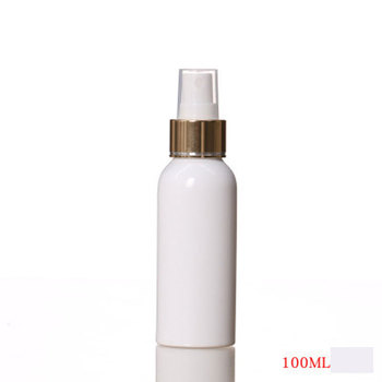 50ml 100ml 150ml Fine Mist Spray Bottle Aluminum Travel Bottle Colorful Atomizer Perfume Refillable Packaging Container 20pcs