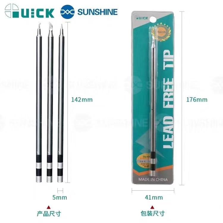 Quick TS1200A новая модель наконечников для бессвинцового припоя наконечник ручки сварки ручка инструменты|Детали инструментов|   | АлиЭкспресс