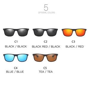 Image 2 - Ультралегкие поляризационные солнцезащитные очки VIAHDA TR90 для мужчин и женщин, мужские солнцезащитные очки для вождения, спортивные очки для рыбалки, очки