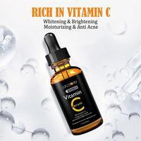 30ml Vitamin C Serum Organic Moisturizing Vitamin E Lifting Whitening Skin Anti Firming Essence Care Face Wrinkle L6D8 3