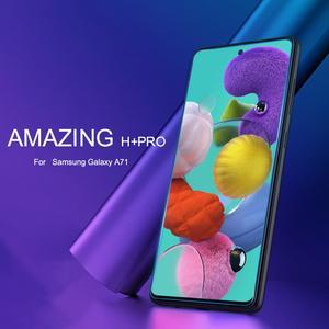 Image 2 - Nillkin Protezione Dello Schermo di Vetro per Samsung Galaxy A30 A30s A50 A50s A51 A70 A71 Vetro Temperato 2.5D Copertura Completa di Sicurezza di Vetro