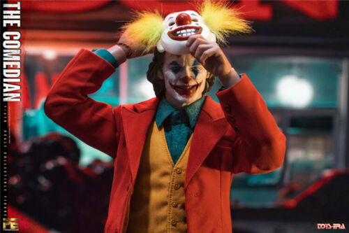 1//6 The Comedian Joker TOYS ERA PE004 Jacques Full Set Male Action Figure NEW