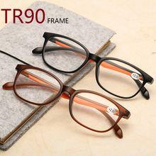 Мужские и женские очки для чтения винтажные пресбиопии ультралегкие