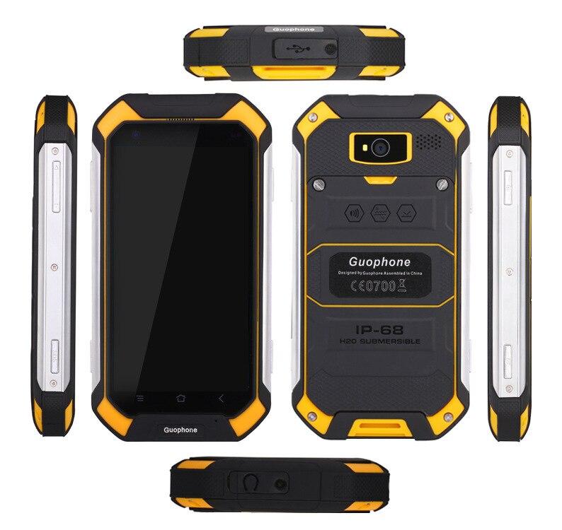 GUOPHONE Sanfang Mobile Phone Single Guophone V19 Four Core 1 + 8 Outdoor Smart Phone