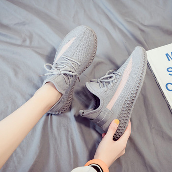 Women Sneakers Vulcanize Shoes Fashion Casual Sneakers Mesh Lace Up Flat Shoes Breathable Walking White Shoes Tenis Feminino women casual shoes fashion breathable walking mesh flat shoes woman white sneakers women 2020 tenis feminino gym shoes sport m60