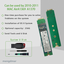 NEUE 256GB SSD Für 2010 2011 Macbook Air A1369 A1370 SOLID STATE DISK MC503 MC504 MC505 MC 506 MC965 MC966 MC968 MC969 SSD