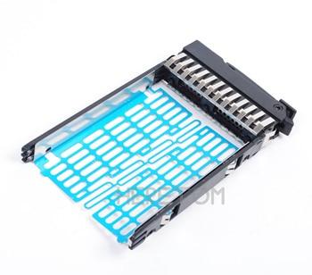 Heretom 2.5 inch sas SATA Hard Drive Tray Caddy for HP DL360 DL380 DL570 DL785 G4 G5 G6 G7 Server
