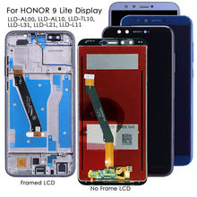 Display for Honor 9 Lite LLD L31/L21/AL00 LCD Display Touch Screen Replacement For Honor 9 Youth Display Tested Lcd Screen