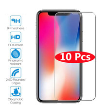 Gehard גלאס Voor iPhone X XS MAX XR 11 11por 11por מקס Scherm Beschermende סרט Voor iPhone 6 6 s 7 8 בתוספת גלאס Protecto(China)