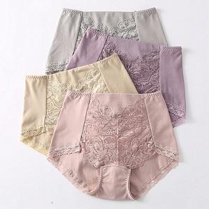 Image 3 - RUIN P1903 M XXXL Womens Intimates Panties Womens Underwear High Rise Briefs Womens Cotton Panties