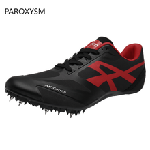 Light Sprint-Shoes Spiked Track Field And Soft Men PAROXYSM Comfortable Women