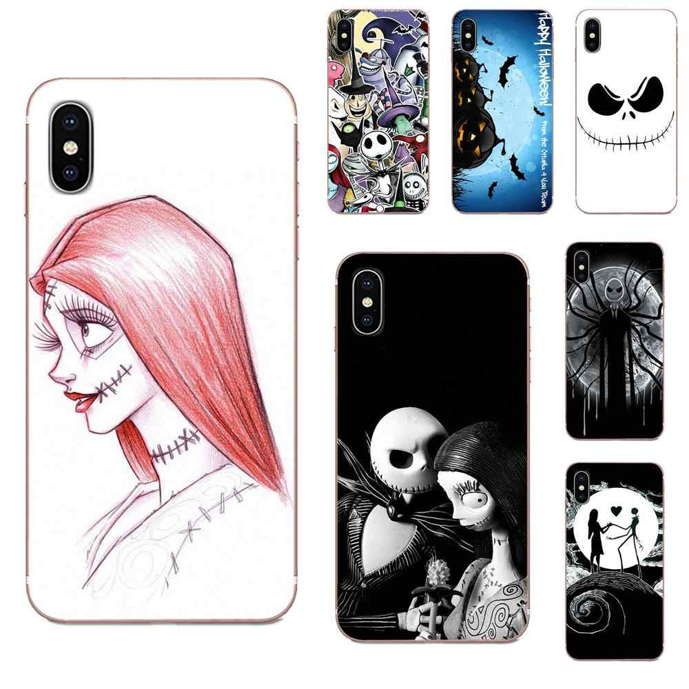 Nightmare Before Christmas Halloween Voor Xiaomi CC9 CC9E Mi 3 4 4i 5 5S 6 6X 8 9 Se play Plus Pro Lite A1 Mix 2 Note 3
