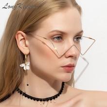 Longkeeper Роскошные модные очки с бриллиантами оправа для женщин