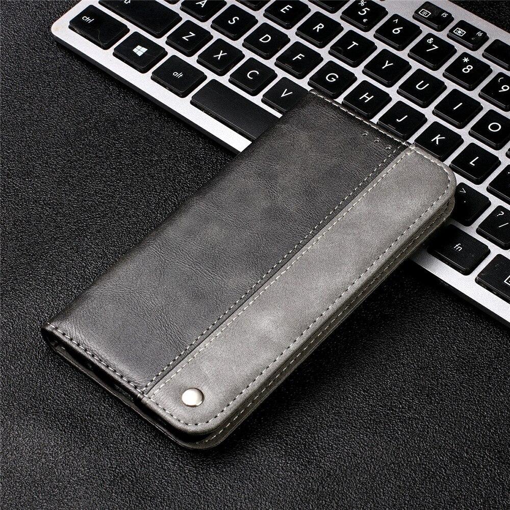 Роскошный кожаный чехол-кошелек для iPhone 11 Pro X XS Max XR 8 Plus 7 6 6S 5 5S SE 2020 флип-книжка iPhone11 Ретро Магнитный чехол