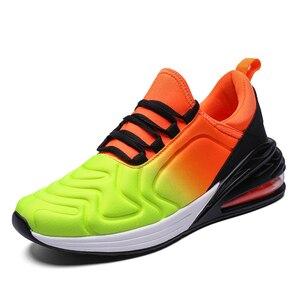 Image 1 - Кроссовки мужские дышащие, повседневная теннисная обувь для бега, для взрослых, 2020