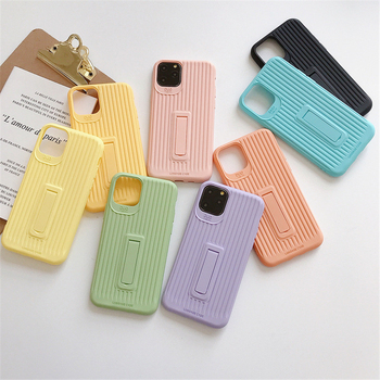 Candy Color Soft Silicone Phone Cover for Apple iPhone Disposables & Single-Use Mobile Phone Covers